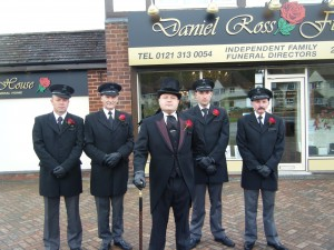 The Team at Daniel Ross Funerals
