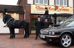 Daniel Ross Funerals, Walmley, Sutton Coldfield